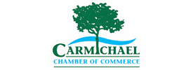 Logo - Carmichael Chamber of Commerce