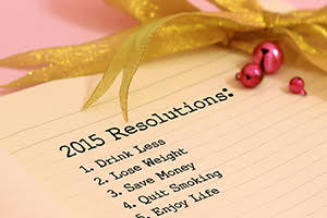 2015 Resolutions List