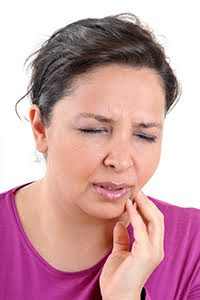 Painful Canker Sore